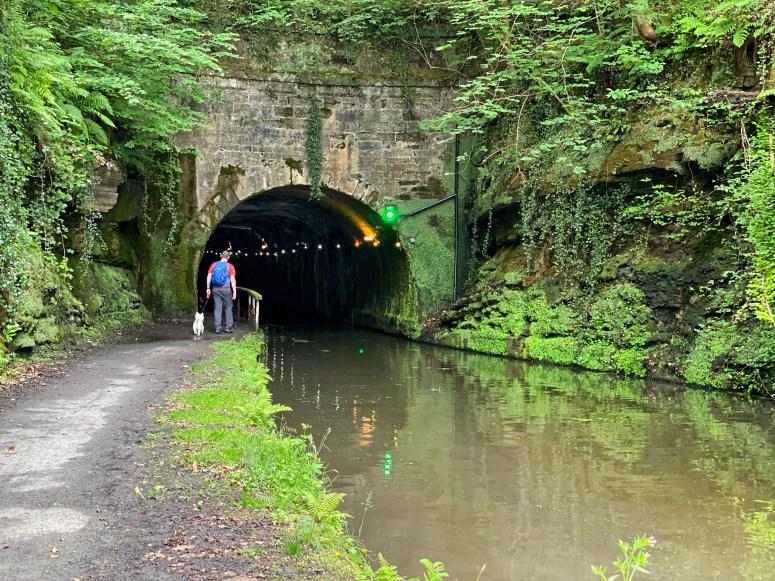 Falkirk Tunnel, exploring Falkirk Bo'ness