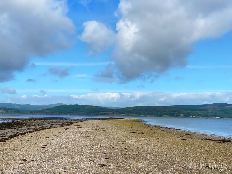 Oitir Spit, Loch Fyne