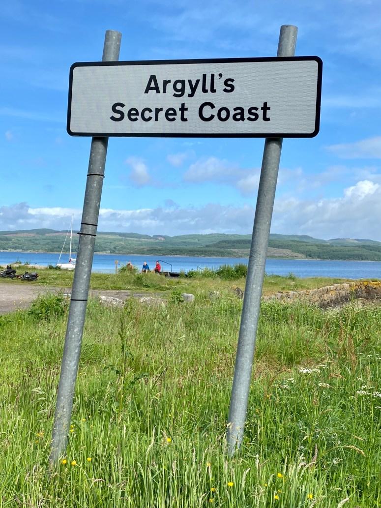Exploring Argyll's Secret Coast
