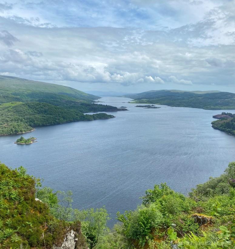 Tighnabruaich Viewpoint