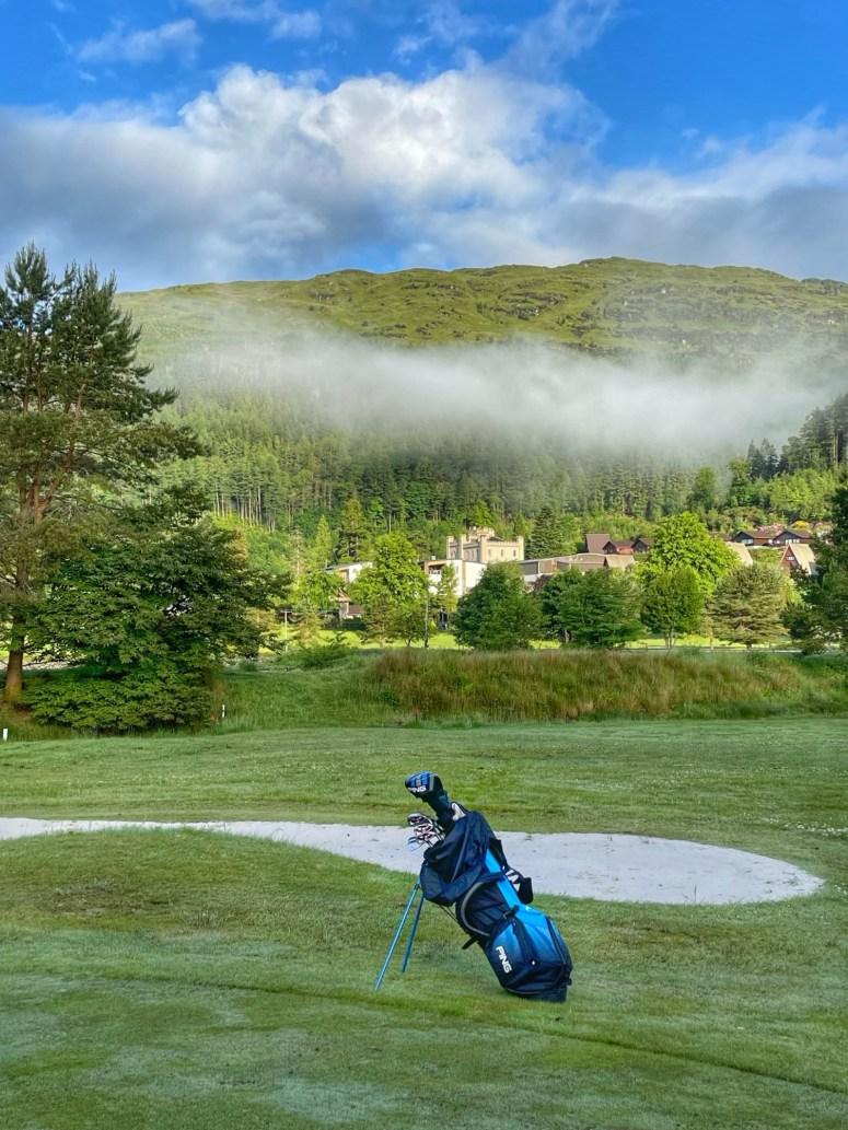 Drimsynie Estate Golf Course