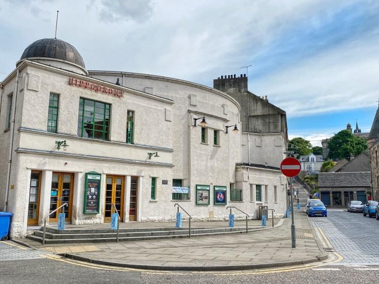 Scottish TV and film locations, Bo'ness