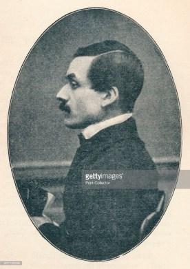 Ibrahim Shinassi Effendi of the Young Ottomans