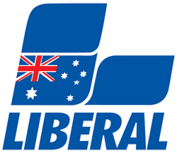Center-Left Liberal Party. These are the only two major parties in Australia.