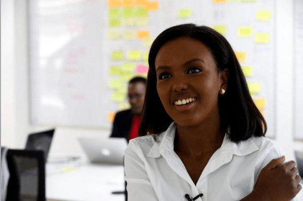 INSPIRATION: 26-year-old Jihan Abass to Represent Africa This Week at world InsureTech Connect 2020