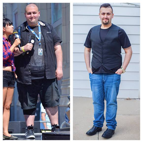 120 Pounds Lost: Chris Got Fit - My Weight Loss Journey ...