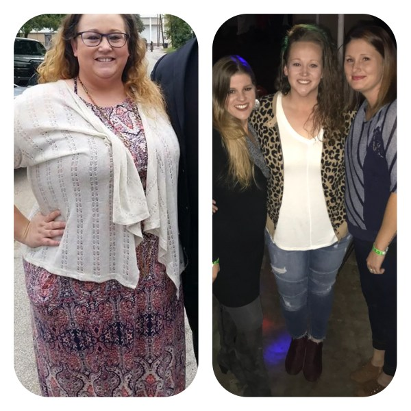 Kimber lost 108 pounds! See my before and after weight loss pictures, and read amazing weight loss success stories from real women and their best weight loss diet plans and programs. Motivation to lose weight with walking and inspiration from before and after weightloss pics and photos.