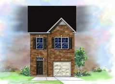 New Townhome By Wilson Parker Homes
