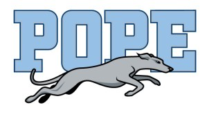 Pope High School Greyhound