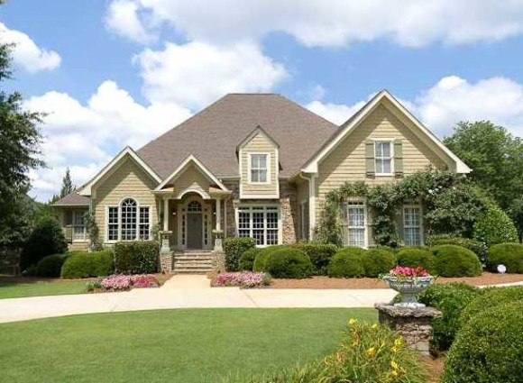 Sandy Springs GA Homes Nesbit Downs
