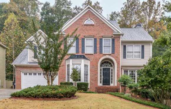 Home In Summer Winds Cobb County