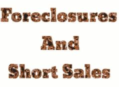 Short Sales And Foreclosures In GA