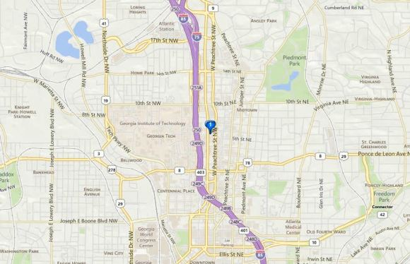 Midcity Loft Location Atlanta 30308