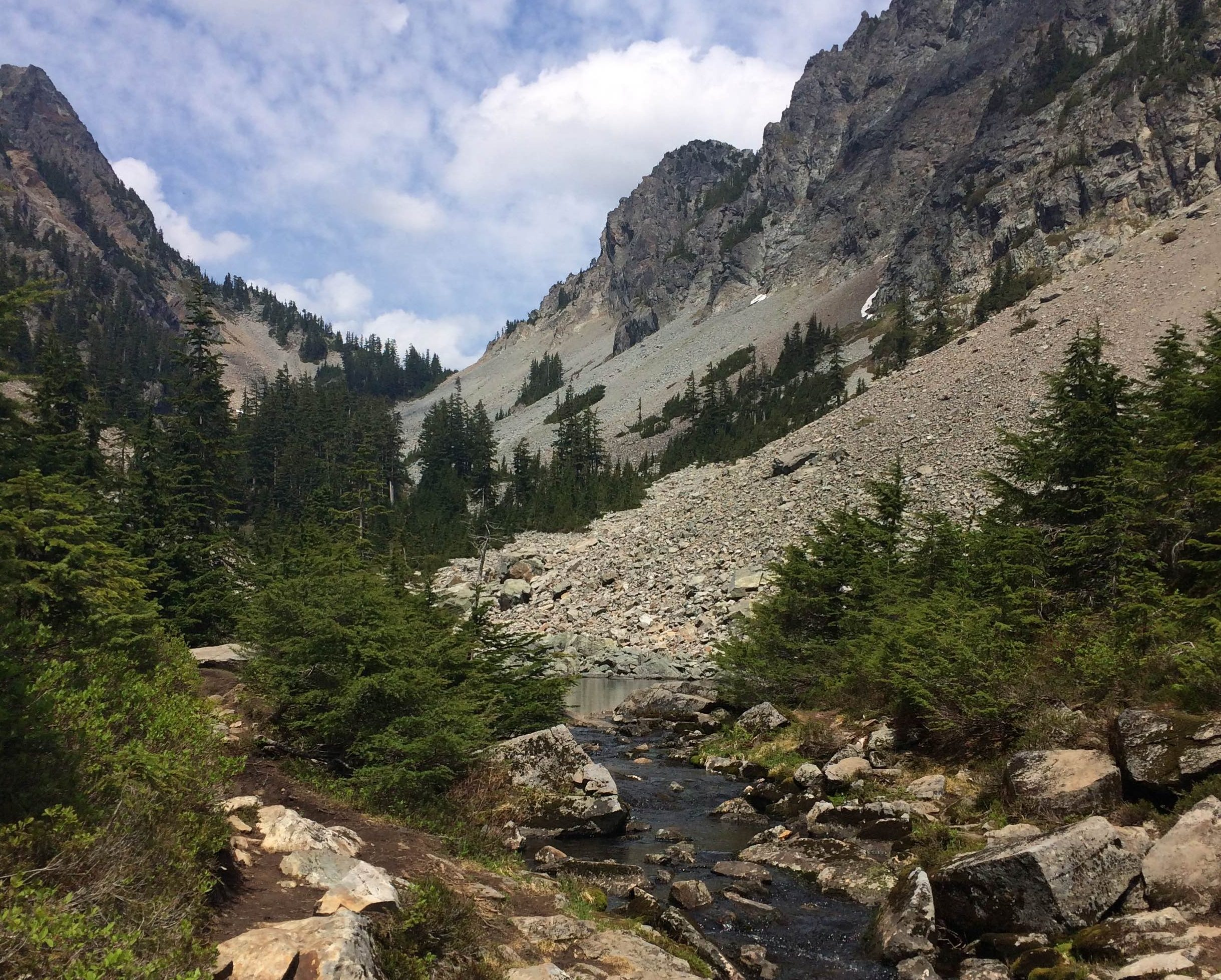 Hike of the Month: Denny Creek Trail