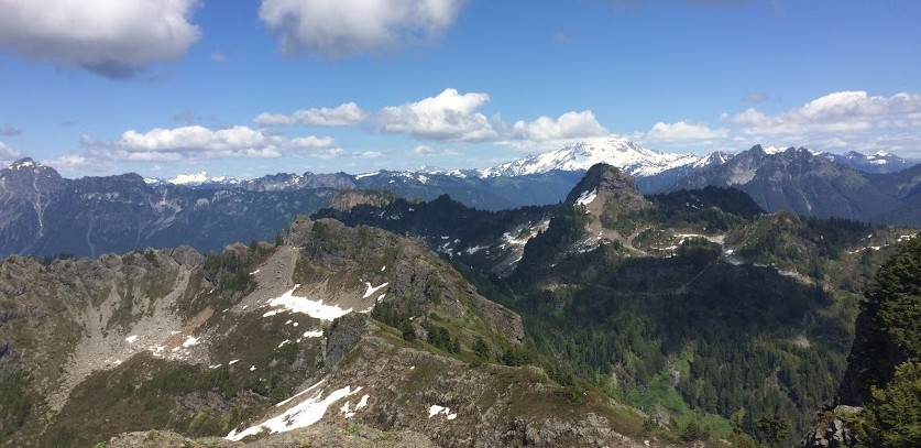 Hike of the Month: Mount Dickerman