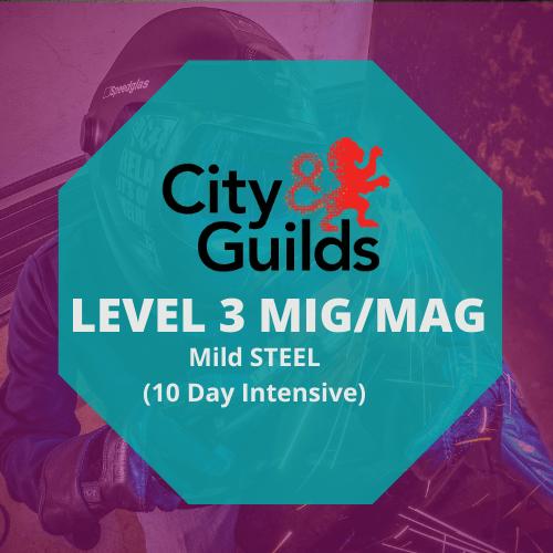 Level 3 Advanced MIG/MAG