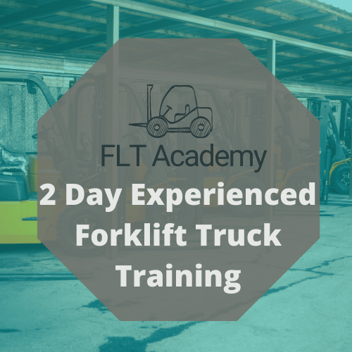 Experience Operator Forklift Truck Training