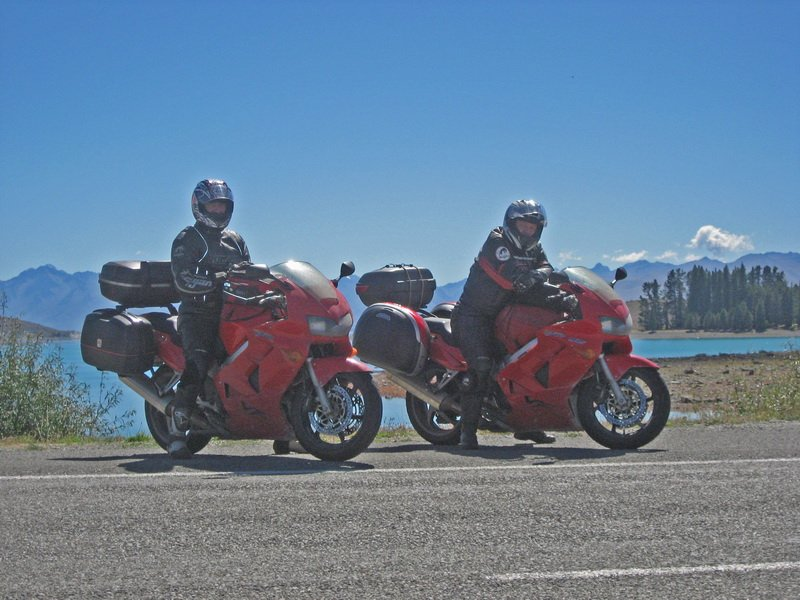 2 bikes - last view