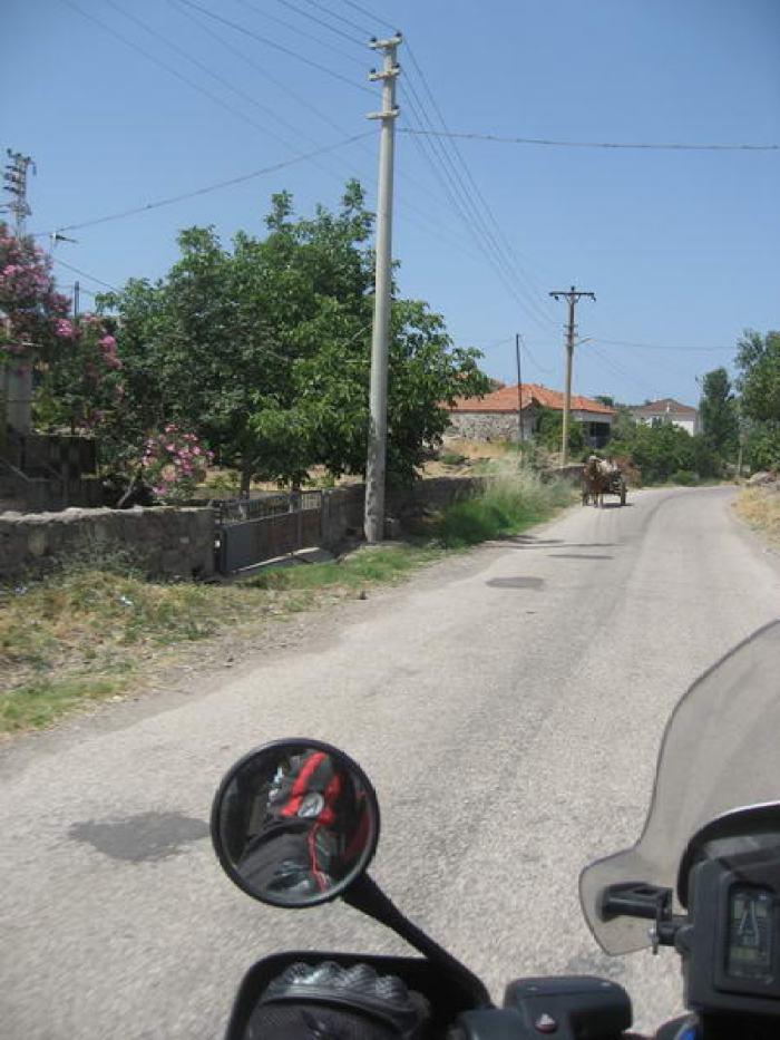 Hot road