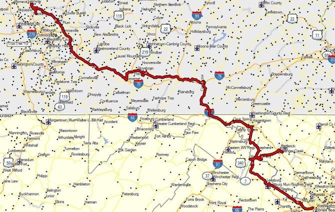 B130630 Map