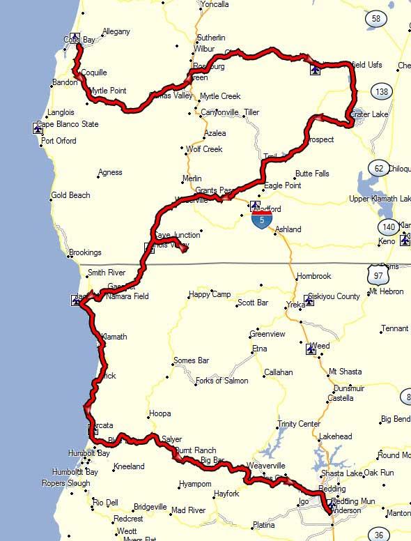 12-14 August, 633 Miles