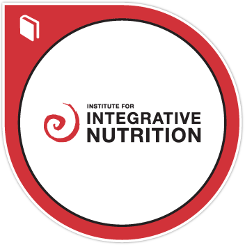 Institute of Integrative Nutrition, Mid-Certification Badge