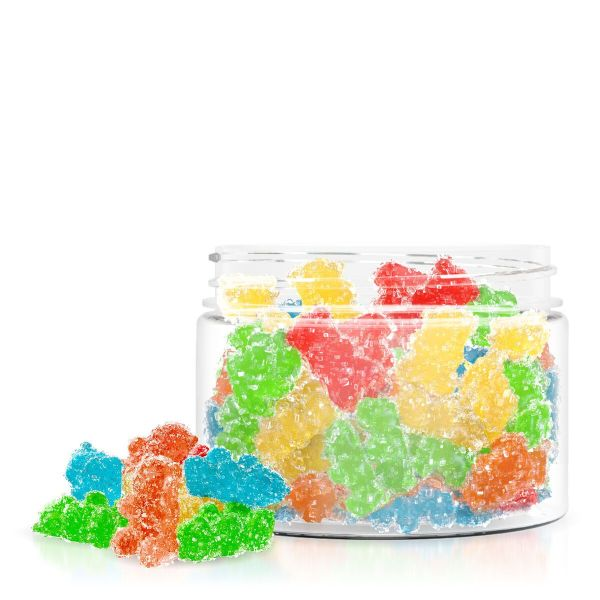 Relax Gummies - CBD Infused Sour Gummy Bears - 750mg