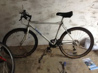 This is my bike! I've swapped out the stem and pedals, I'll update the photo when I have time.