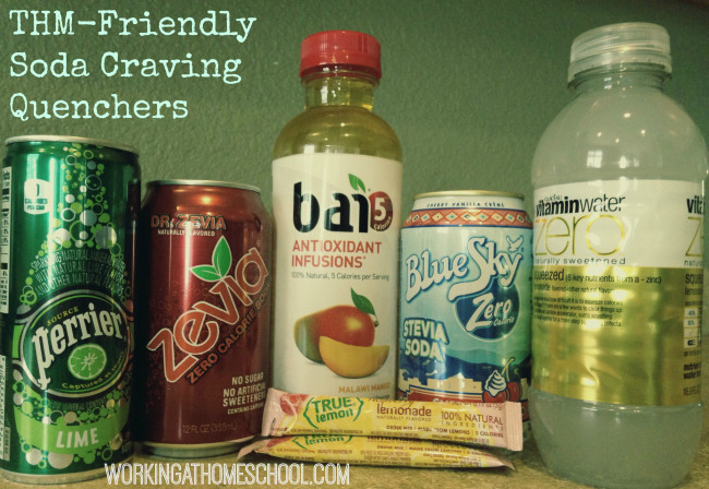 THM-friendly drinks