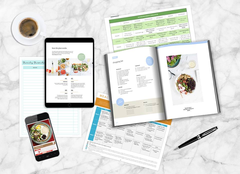 Every. single. thing. you need to be successful at meal planning this year!