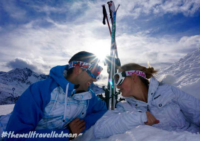thewelltravelledman skiing in st anton
