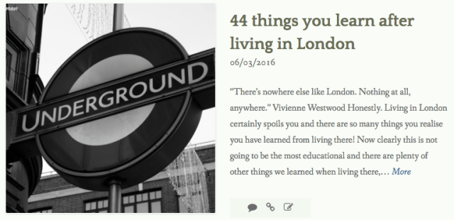 thewelltravelledman 44 things you learn after living in London