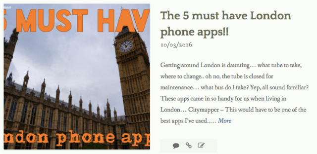 thewelltravelledman top 5 london must have phone apps