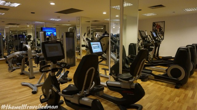 thewelltravelledman cairo marriott gym