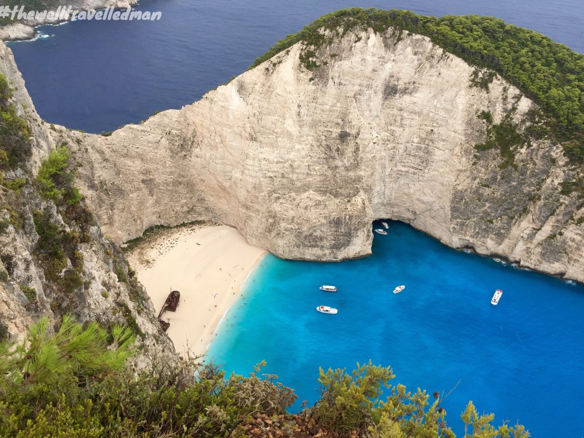 5 days in a Greek paradise - Zakynthos (Zante)
