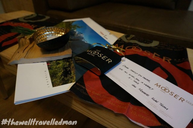 thewelltravelledman Mooser hotel St Anton Austria - christmas gift