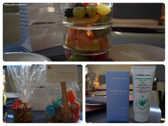 thewelltravelledman thotel cagliari welcome treats