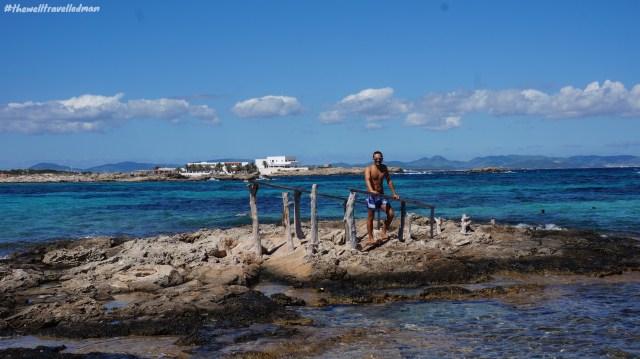 thewelltravelledman formentera spain Playa es Pujols