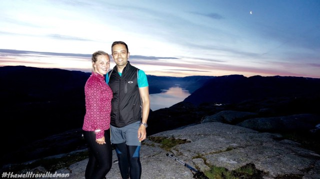 Preikestolen (Pulpit Rock) hike