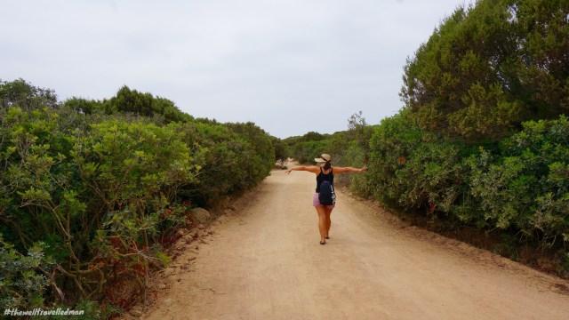 thewelltravelledman sardinia Spiaggia di Cala Cipolla
