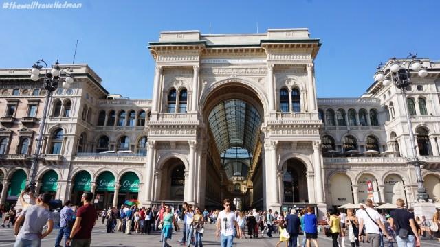 thewelltravelledman Galleria Vittorio Emanuele II