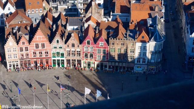 Bruges old town