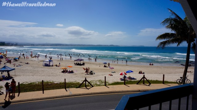 thewelltravelledman rainbow bay gold coast australia