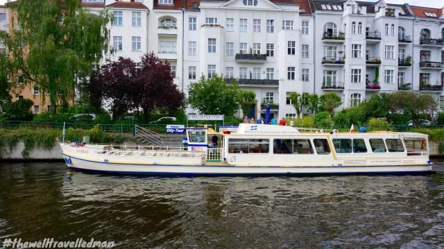 Berlin River Cruise