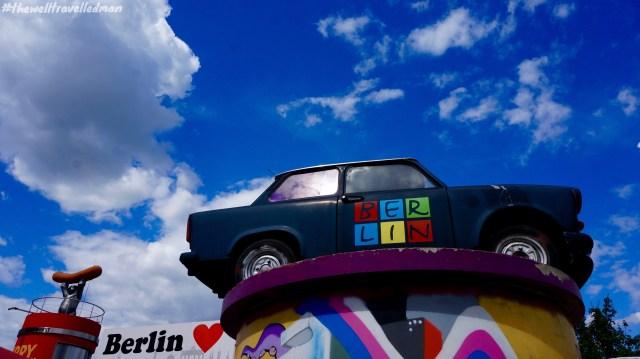 Berlin Car at Trabi World
