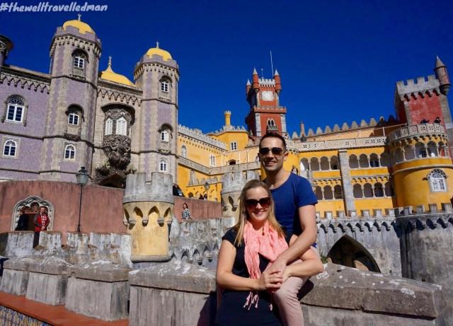 thewelltravelledman portugal lisbon sintra castle