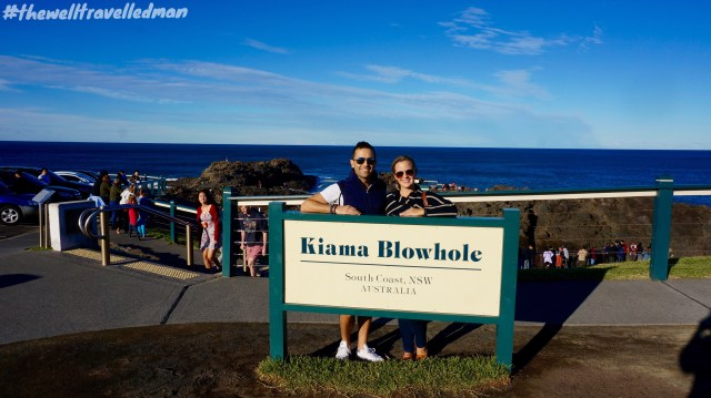 thewelltravelledman kiama new south wales kiama blowhole