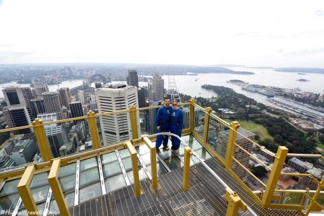 thewelltravelledman sydney skywalk