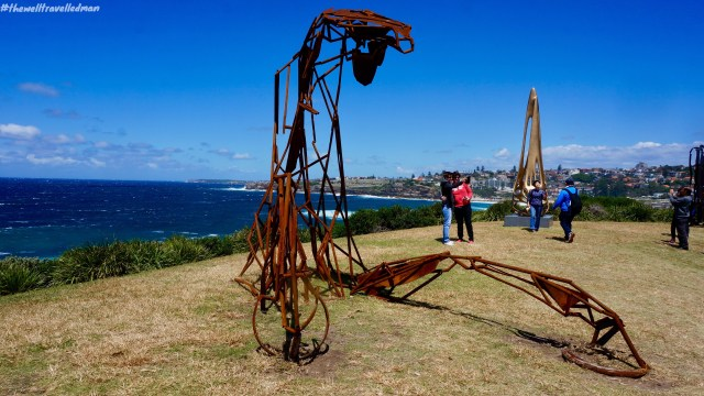 thewelltravelledman sculptures by the sea sydney australia
