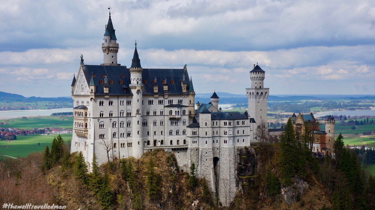 Visiting Neuschwanstein Castle - a fairytale castle